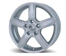 Brock RCD10 (KS) 6x15 5x100 ET38 CB57,1 Stříbrný lak