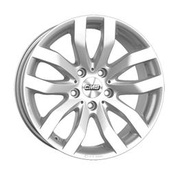 CMS C22 (SR) 6,5x16 5x112 ET45 CB57,1 Stříbrný lak