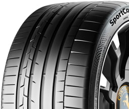 Continental SportContact 6 SUV 275/45 R21 107 Y MO FR Letní