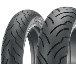 Dunlop AMERICAN ELITE 180/65 B16 81 H TL Zadní Cestovní