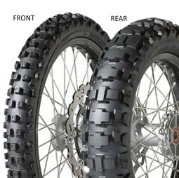 Dunlop D908 RR 140/80 -18 70 R TT Zadní Terénní