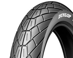 Dunlop F20 110/90 -18 61 V TL WLT, Přední Sportovní/Cestovní