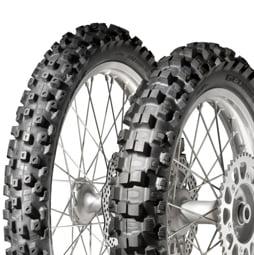 Dunlop GEOMAX MX52 120/80 -19 63 M TT Zadní Terénní