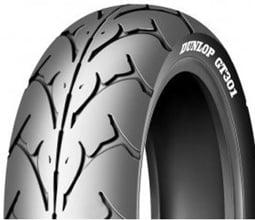 Dunlop GT301 130/90 -10 61 J TL Zadní Skútr