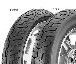 Dunlop K177 130/70 -18 63 H TL F, Přední Sportovní/Cestovní