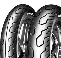 Dunlop K555 170/80 -15 77 H TT Zadní Cestovní