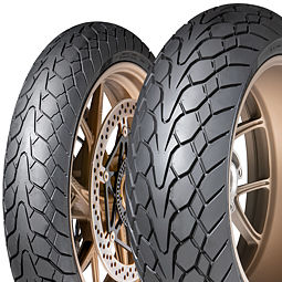 Dunlop Mutant 120/70 ZR17 58 W TL M+S, Přední Cestovní