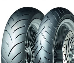 Dunlop SCOOTSMART 100/90 -14 57 P TL Přední/Zadní Skútr