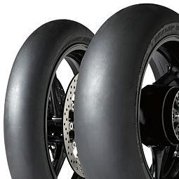 Dunlop Sportmax GP Racer Slick D212 200/55 R17 TL M, Zadní Závodní