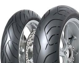 Dunlop SPORTMAX ROADSMART III 190/50 ZR17 73 W TL Zadní Sportovní/Cestovní