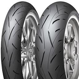 Dunlop Sportmax Roadsport 2 190/55 ZR17 75 W TL Zadní Sportovní