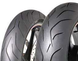 Dunlop SPORTSMART Mk3 120/70 ZR17 58 W TL Přední Sportovní