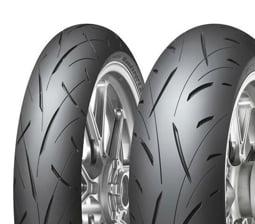 Dunlop SX ROADSPORT 2 180/55 ZR17 73 W TL Zadní Sportovní