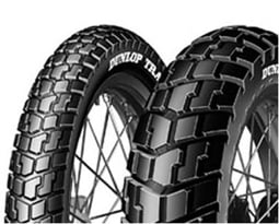 Dunlop TRAILMAX 130/80 -17 65 T TL Zadní Enduro