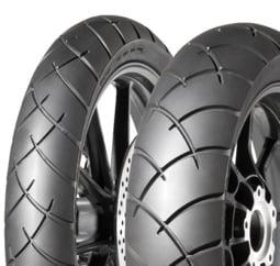Dunlop TRAILSMART MAX 120/70 R19 60 V TL Přední Enduro