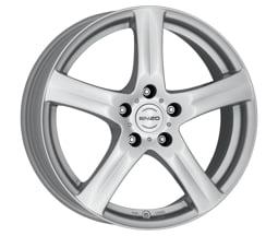 Enzo G 6,5x15 5x108 ET42 Stříbrný lak