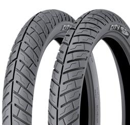 Michelin CITY PRO 90/80 -16 51 S TL/TT RF RF, Zadní Skútr