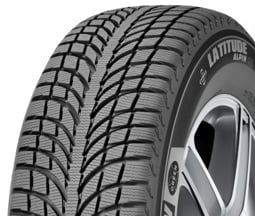 Michelin LATITUDE ALPIN LA2 255/55 R18 109 V N0 XL GreenX Zimní