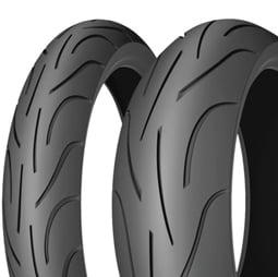 Michelin PILOT POWER 2CT 110/70 ZR17 54 W TL Přední Sportovní