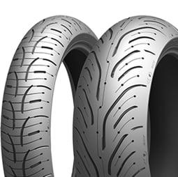 Michelin PILOT ROAD 4 GT 120/70 ZR17 58 W TL Přední Sportovní/Cestovní