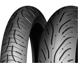 Michelin PILOT ROAD 4 SCOOTER 160/60 R14 65 H TL Zadní Skútr