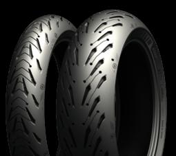 Michelin ROAD 5 120/70 ZR17 58 W TL Přední Sportovní/Cestovní