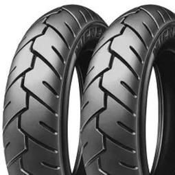 Michelin S 1 3/ -10 50 J TL/TT Přední/Zadní Skútr
