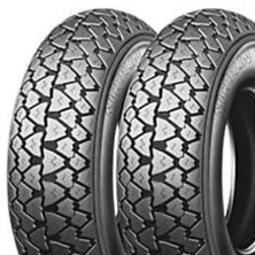 Michelin S 83 3/ -10 42 J TL/TT Přední/Zadní Skútr