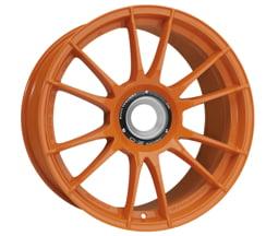 OZ ULTRALEGGERA HLT CL Orange 12x19 15x130 ET63 Oranžový lak