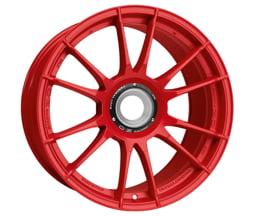 OZ ULTRALEGGERA HLT CL SR 12x19 15x130 ET63 Červený lak