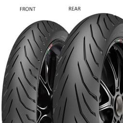 Pirelli Angel City 2,75/- -17 47 P TT Zadní Sportovní/Cestovní