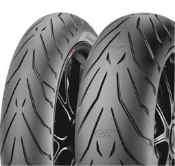 Pirelli Angel GT 120/70 ZR17 58 W TL A, Přední Sportovní/Cestovní