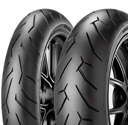 Pirelli Diablo Rosso II 130/70 R17 62 H TL Zadní Závodní