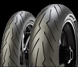 Pirelli Diablo Rosso III 190/55 ZR17 75 W TL Zadní Závodní