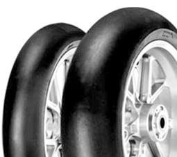 Pirelli Diablo Superbike SC3 120/70 R17 TL NHS, Přední Závodní