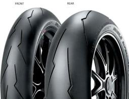 Pirelli Diablo Supercorsa V2 SP 180/55 ZR17 73 W TL Street, Zadní Závodní