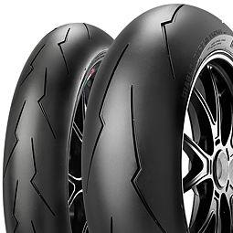 Pirelli Diablo Supercorsa V2 200/55 ZR17 78 W TL SC3, Zadní Závodní
