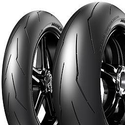 Pirelli Diablo Supercorsa V3 120/70 ZR17 58 W TL SC2, Přední Závodní