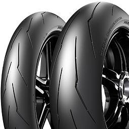 Pirelli Diablo Supercorsa 120/70 ZR17 58 W TL BSB, Přední Závodní