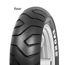 Pirelli EVO22 140/70 -14 62 L TL Zadní Skútr