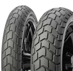 Pirelli MT60 RS 120/70 ZR17 58 W TL Přední Enduro