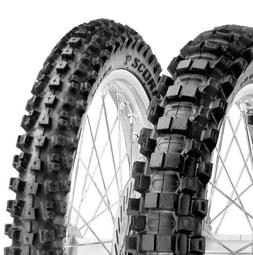 Pirelli Scorpion MX Hard 100/90 -19 57 M TT NHS, 486, Zadní Terénní