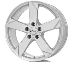 Rial Kodiak (PS) 7,5x18 5x114,3 ET55 CB67,1 Stříbrný lak