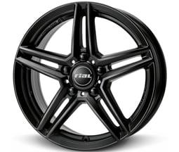 Rial M10 (SCH) 8x18 5x112 ET38 CB66,5 Černý mat