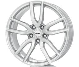 Rial Torino (PS) 8x18 5x108 ET45 Stříbrný lak