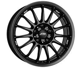 ATS StreetRallye (RSC) 7,5x18 4x100 ET38 Černý mat