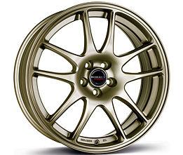 Borbet RS (BRO) 6,5x15 4x100 ET45 Bronzový mat