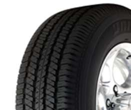 Bridgestone Dueler H/T 684 II 265/65 R17 112 T FO Univerzální