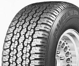Bridgestone Dueler H/T 689 10,5/není R15 109 R MI Univerzální