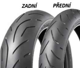 Bridgestone S20 190/55 R17 75 W TL Zadní Sportovní